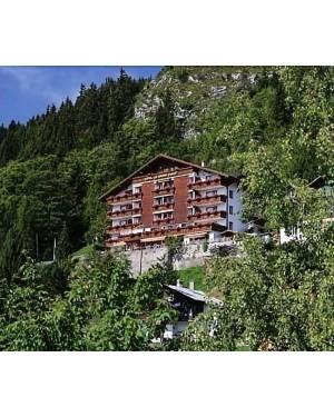 Leysin in Schweiz